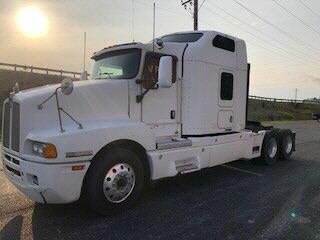2007 Kenworth T660