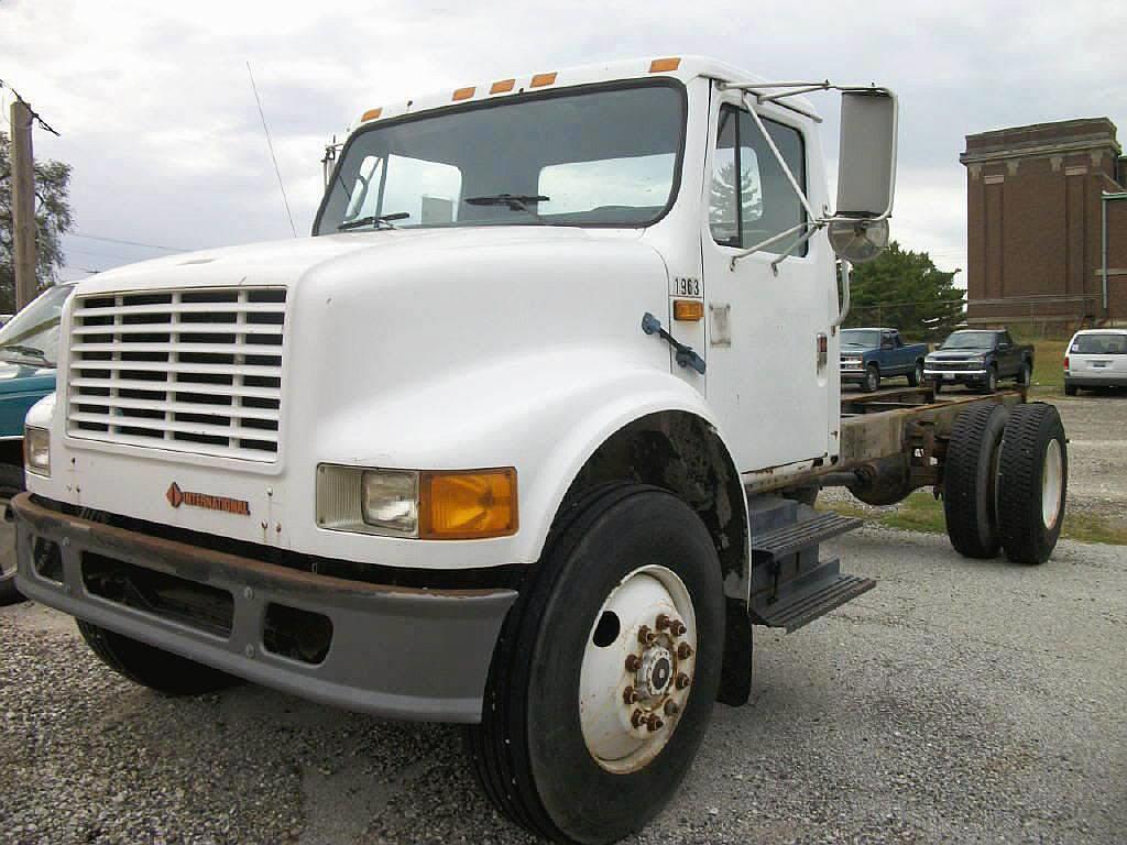 1991 International 4900