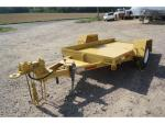Used 1989 Dynaweld Tag Trailer for Sale