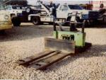 Used 1111 Crown Electric Pallet Jack for Sale