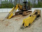 Used 2005 John Deere 160CLC for Sale