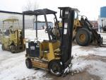 Used 2001Caterpillar2EC25E Forklift for Sale