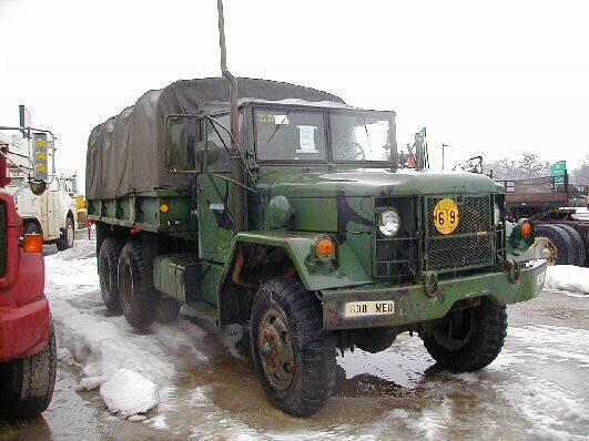 Jeep M35A2