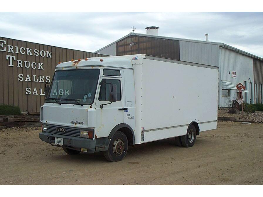 1990 Iveco cabforward cube