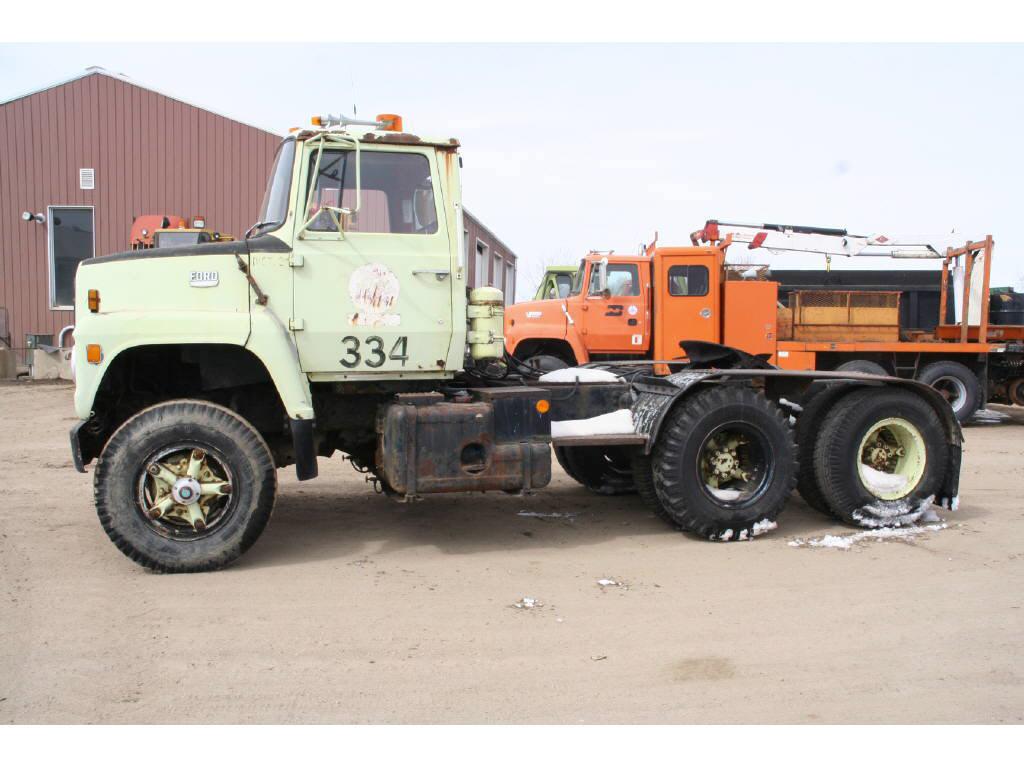 1974 Ford LNT9000
