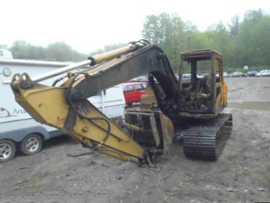 1995 Caterpillar 312 Excavator
