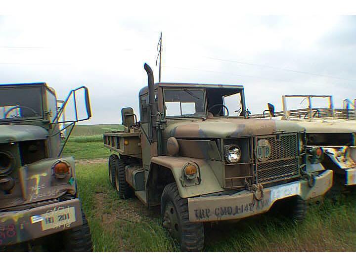 1970 Kaiser M35a2