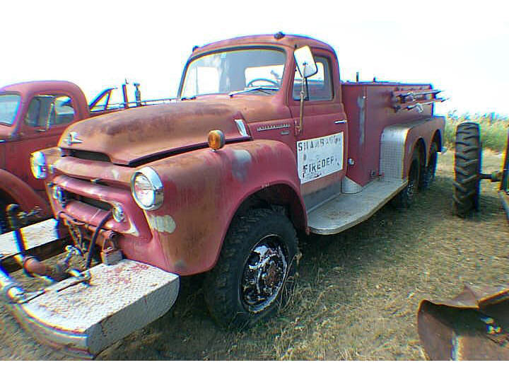 1957 International S107