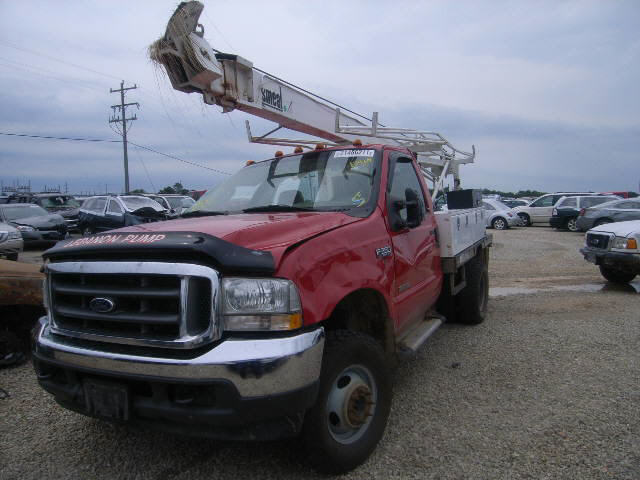 2004 Ford F350SD