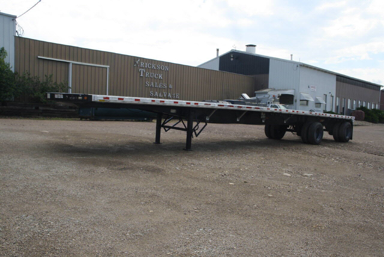 2007 Great Dane 48' Flatbed=