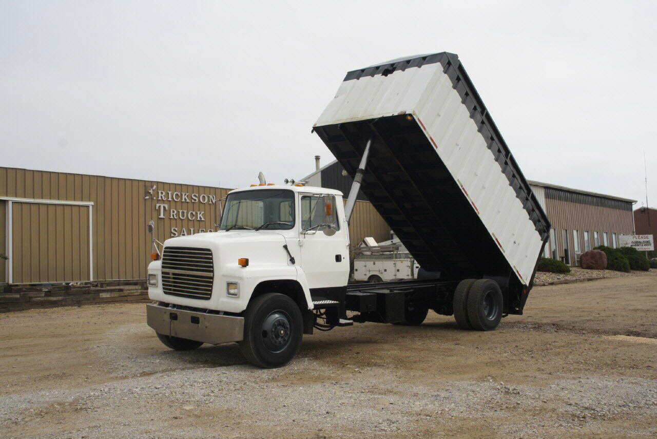 1997 Ford LN8000