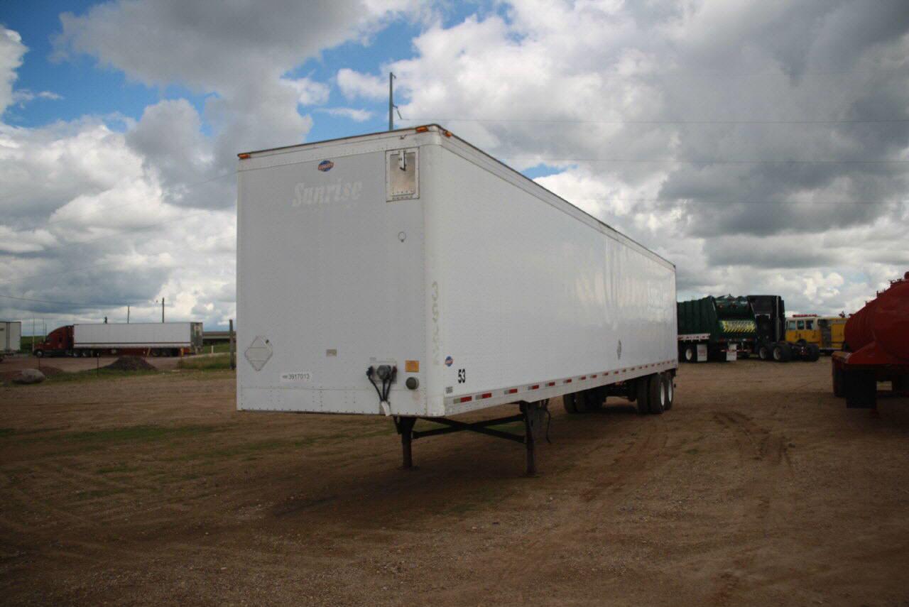 2005 Utility 53' Van=