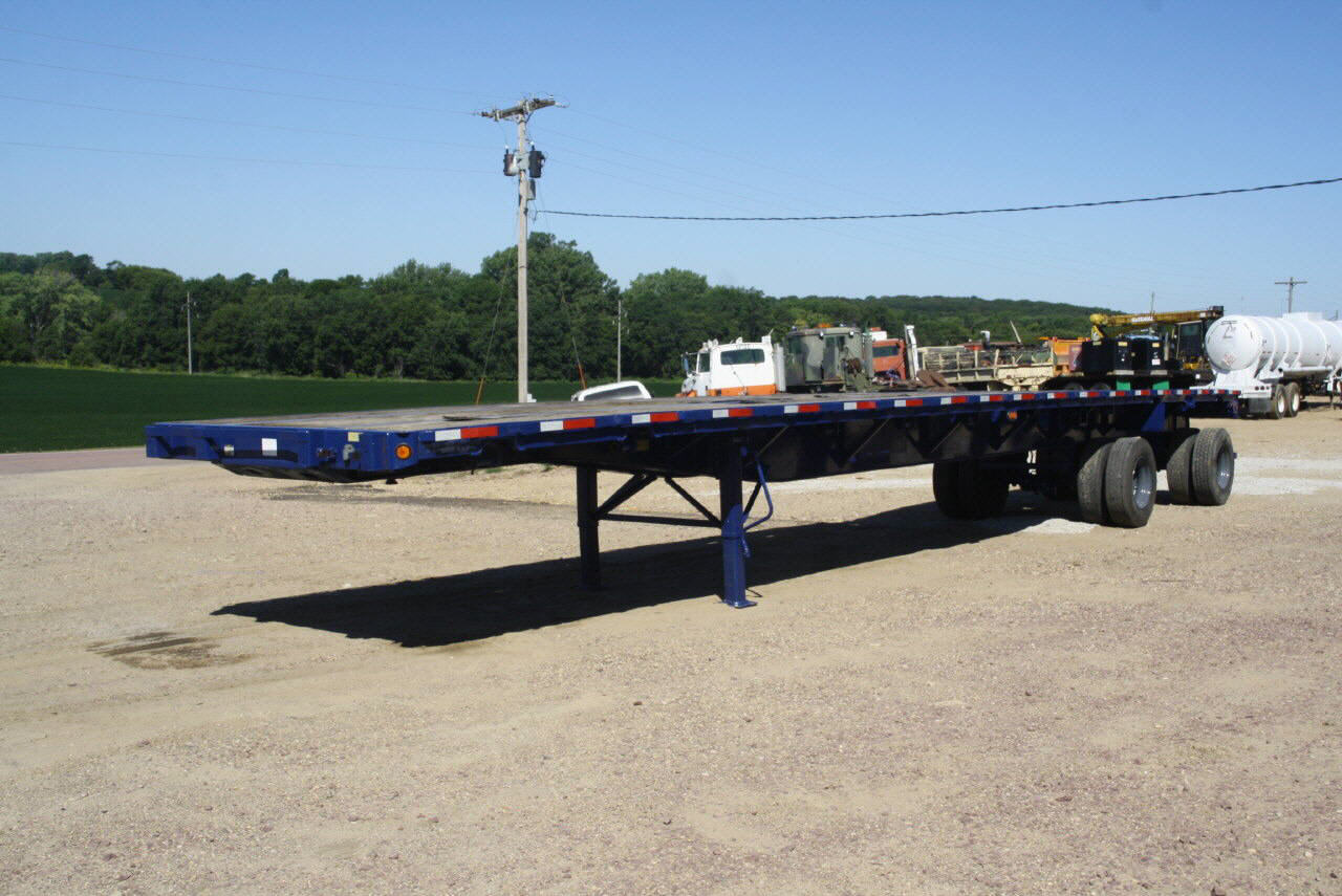 2000 Fontaine 48' Flatbed