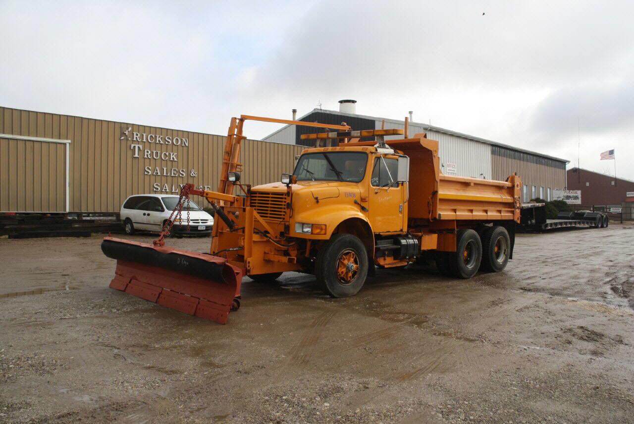 1993 International 4900T