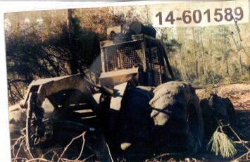 1985 Franklin 170 Skidder