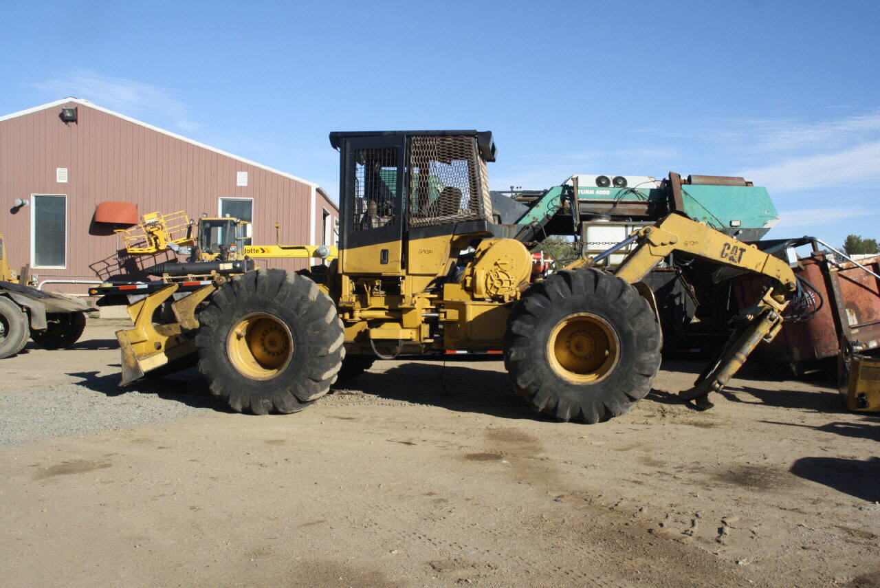 1993 Caterpillar 515 Skidder