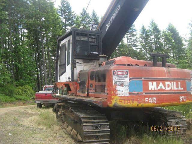 2004 Madill 1236B