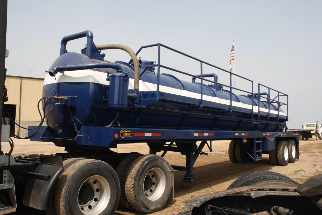 2008 Wright Vac Tanker