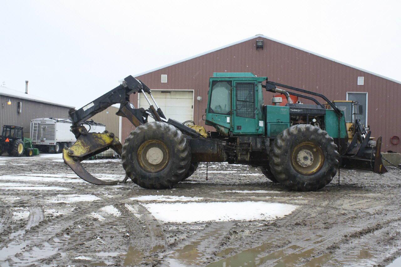 1999 Timberjack 660