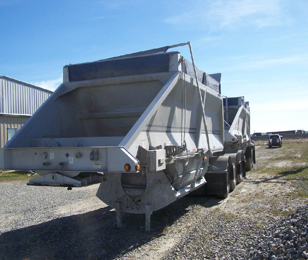2010 Midland Super B Clam Dump