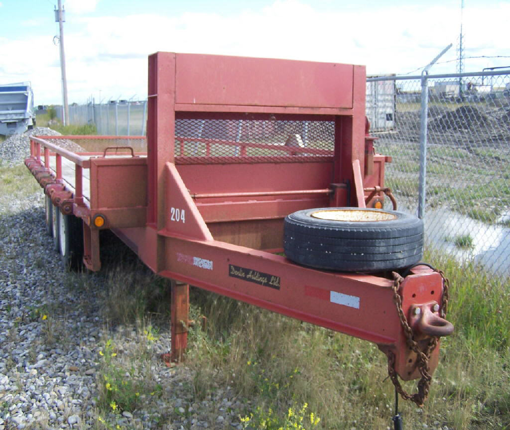 2005 Ram Industries PPJ equipment t