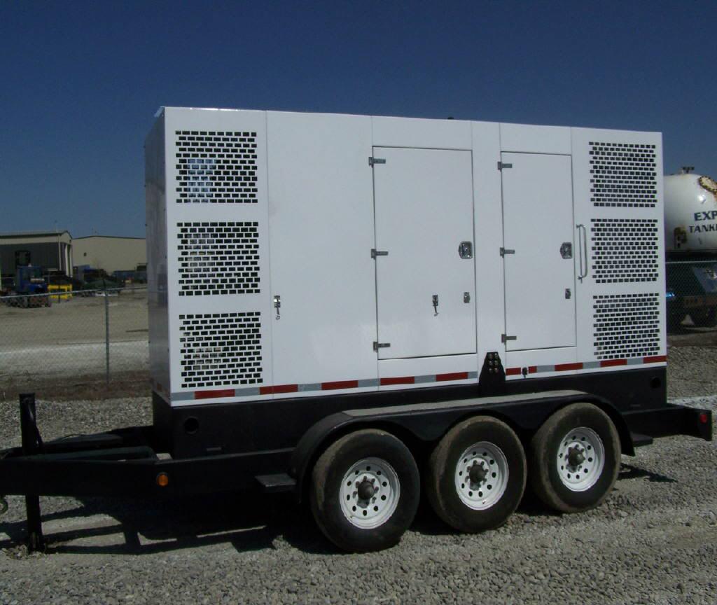 2005 Generator 480 Volt 300 KW