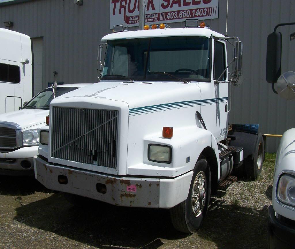 1991 White-GMC WIA42TES