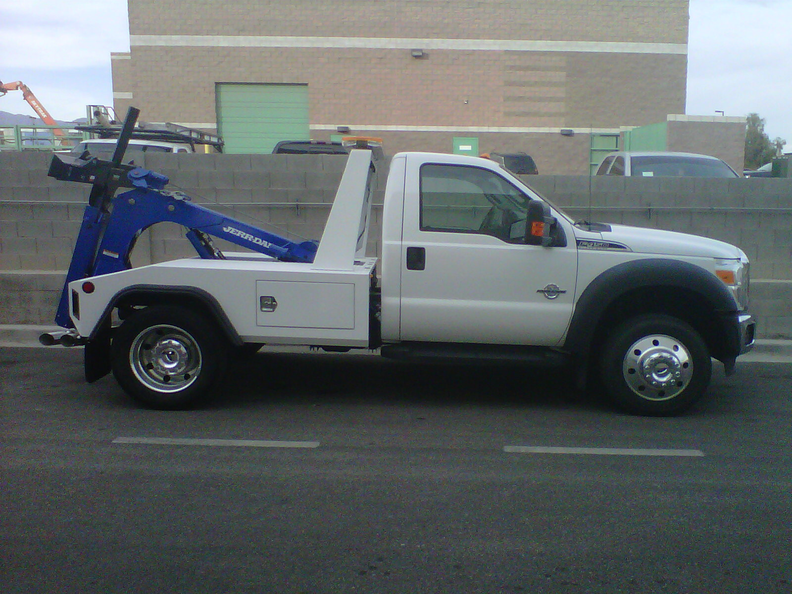 2011 Ford F 450
