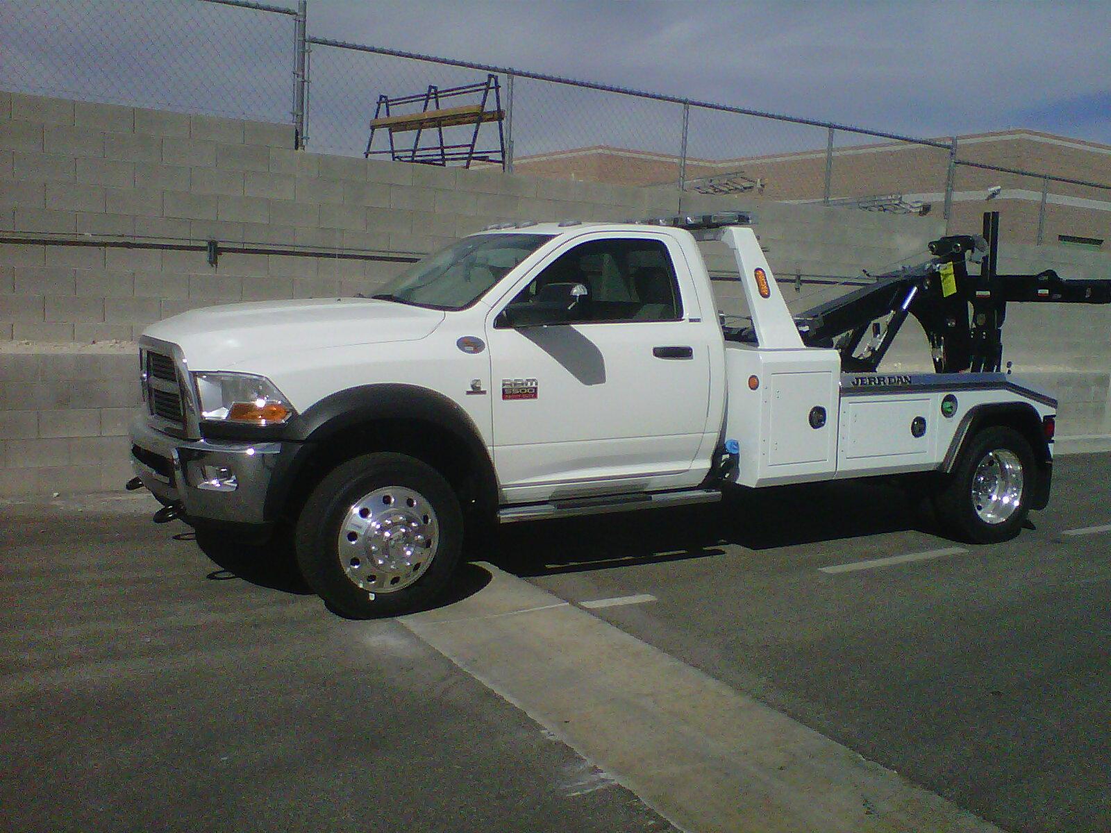 2012 Dodge 5500