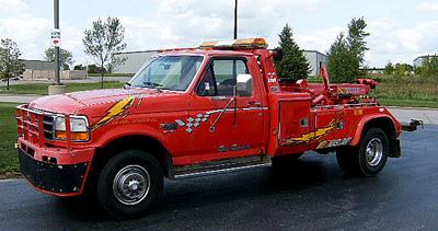 1995 Ford SPRDTY