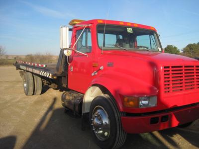 1997 International 4000