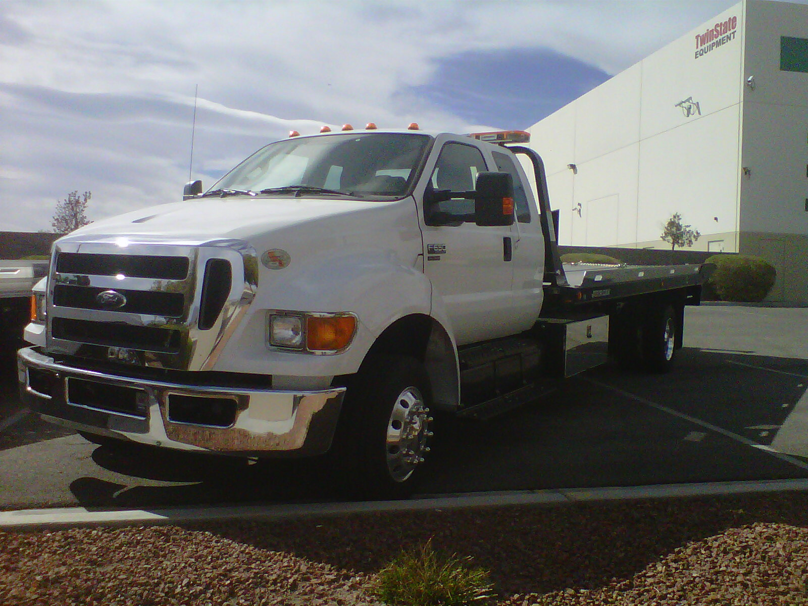 2011 Ford F 650