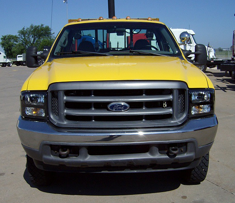1999 Ford F 550SD
