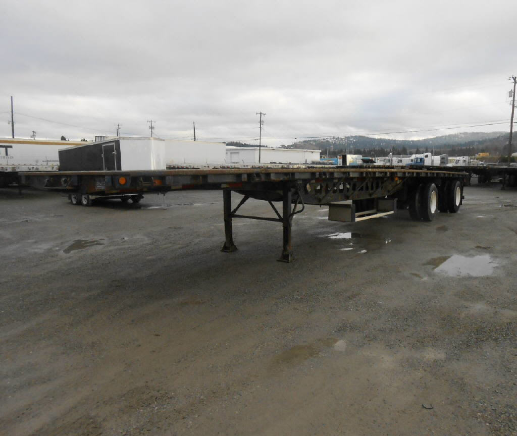 2000 Alloy Flatbed