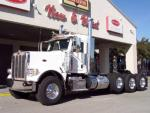 "New 2019 Peterbilt 389-123"" for Sale"