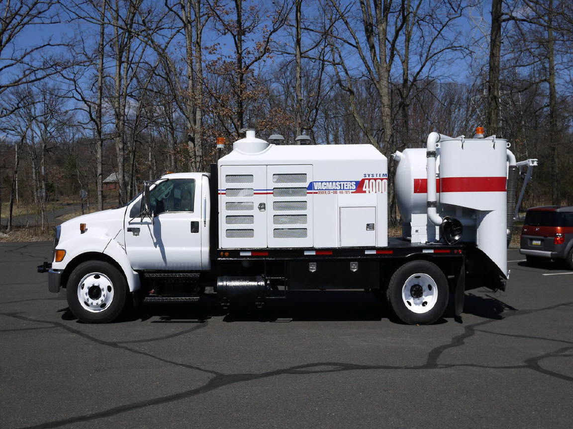 2007 Ford F650 SD=