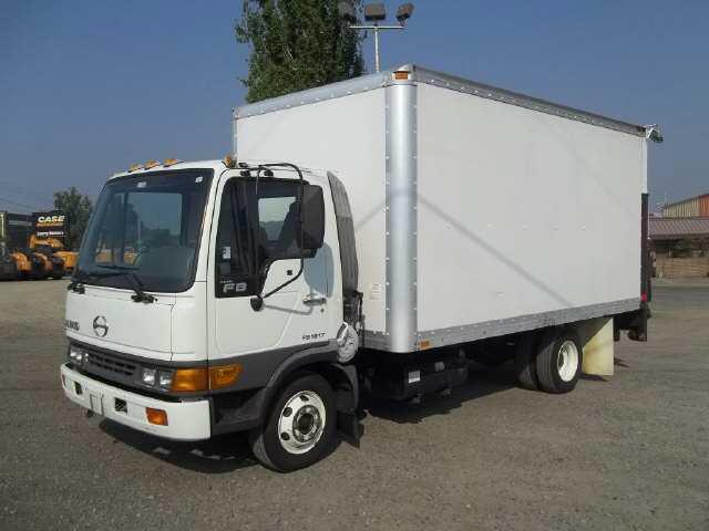 1999 Hino FB1817