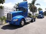 Used 2014KenworthT660 3 AXLE NON for Sale