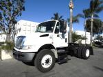 Used 2012 International 4400 2 TRACTOR for Sale