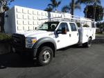 Used 2014 Ford F550   CREWCAB for Sale
