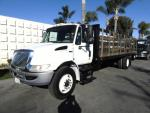 Used 2014 International 4300 24' STAKE for Sale