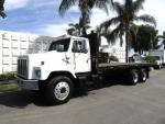 Used 1997International2674 FLATBED for Sale