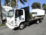 Used 2013 Isuzu NPR HD 14' STAK for Sale