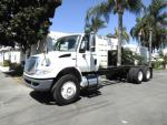 Used 2012 International 4400 6X4 C+C for Sale