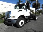 Used 2012International4400 2 TRACTOR for Sale