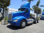 Used 2014 Kenworth T660 3 AXLE NON for Sale