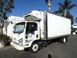 Used 2012 Isuzu NRR  18' REEFER for Sale