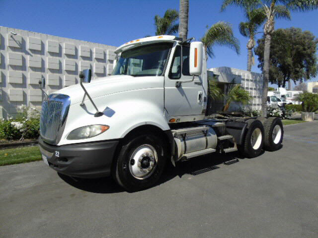 2010 International PRO STAR 3 AXLE