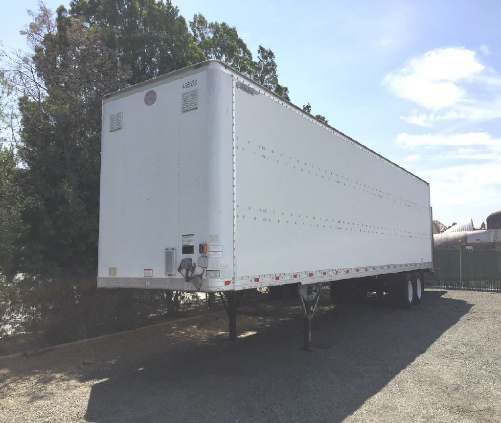 2006 Great Dane 40' DRY VAN WIT
