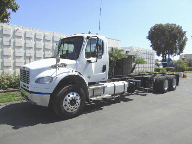 2012 Freightliner M2 106  CAB AND